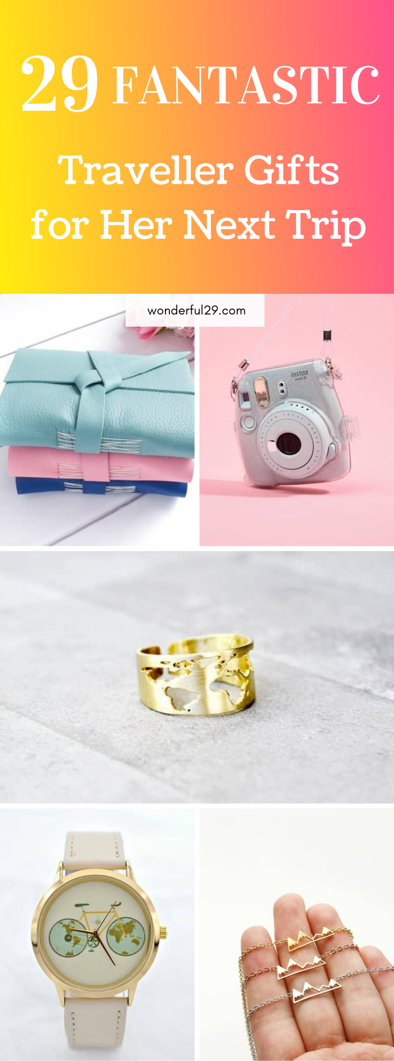 Best Traveller Gifts for Her